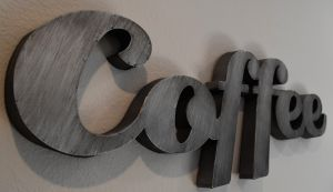 java doc cafe coffee sign
